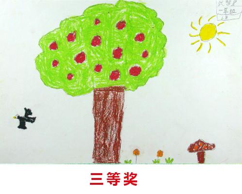 商贸节海报儿童手绘